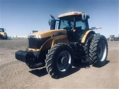 2012 Challenger MT675D MFWD Tractor