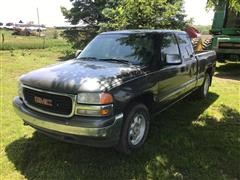 2000 GMC 1500 4x4 Extended Cab Pickup