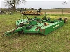 John Deere HX20 Side Wing Rotary Mower