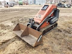 2008 DitchWitch SK650 Stand On Compact Track Loader