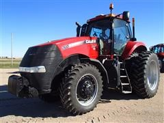 2012 Case International 260 Magnum MFWD Tractor
