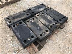 Dock-Master Loading Dock Bump Stops