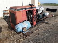 International 4390 Power Unit W/Generator & Water Pump