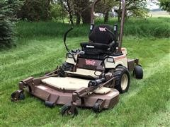 2017 Grasshopper 727EFI Zero Turn Lawn Mower
