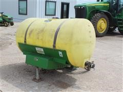 Agri-Products 300-Gal Poly Tank W/Support Frame And Pump