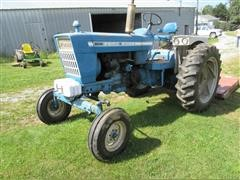 1969 Ford 5000 2WD Row Crop Tractor