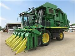 2012 John Deere 7760 Baler Cotton Picker