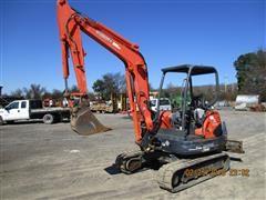 Kubota KX121-3SS Mini Excavator