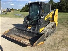 2017 New Holland C227 Compact Track Loader
