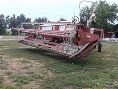 1980 MacDon/Renn 2000 15' Self Propelled WIndrower