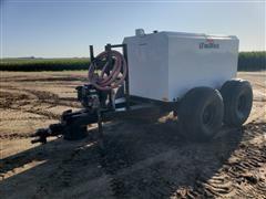 T/A Portable Fuel Trailer