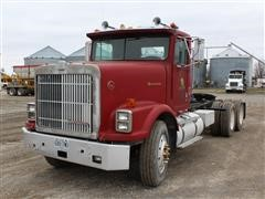 1989 International Eagle T/A Truck Tractor