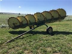 John Deere 567 Wheel Rake