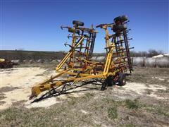 1984 Kent 6327 Field Cultivator