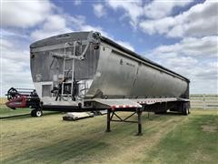 2012 Trail King ASHR 2 4872-48 T/A Belt Trailer