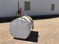 285-Gallon Fuel Tank