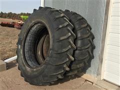 Harvest King 18.4-38 Tires w/ Tubes