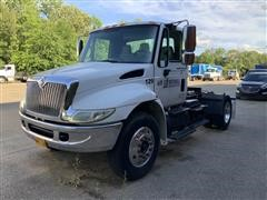 2007 International 4400 SBA 4x2 S/A Truck Tractor (Parts)