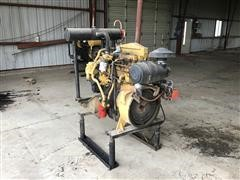 Caterpillar 3054T Power Unit