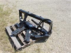Land Pride Skid Steer Hydraulic Tree & Post Puller
