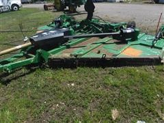 Schulte 15' Bat Wing Rotary Mower