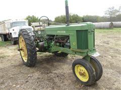 1953 John Deere 50 2WD Tractor