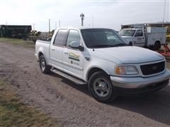 2003 Ford F-150 Lariat Pickup, 2WD