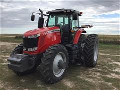 2014 Massey Ferguson 7626 MFWD Tractor