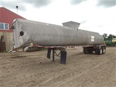 1974 Trailmobile 8500 Gallon T/A Tanker Trailer