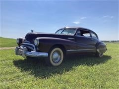 1948 Buick Roadmaster Coupe
