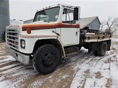 1984 International S Series 1654 S/A Truck Tractor