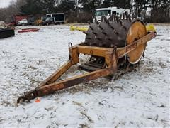 Pull Type Sheeps Foot Compactor