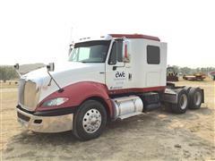 "2011 International Prostar+ 122 T/A Truck Tractor W/44"" Sleeper"