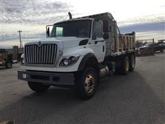 2008 International Workstar T/A Dump Truck