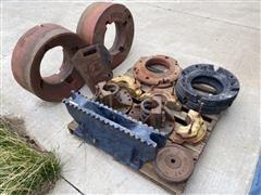 AGCO, Allis-Chalmers, International, Massey Ferguson Various Tractor Weights