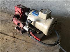 Inject-O-Meter Pivot Metering Pump