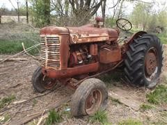 1949 McCormick Deering WD-6 Standard Tractor