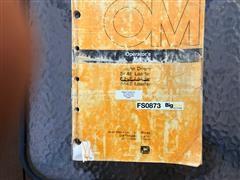 John Deere Operators Manual For 544E, 624E, 644E Loaders