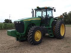 2005 John Deere 8320 MFWD Tractor
