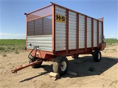 H&S 18-416 Forage Wagon