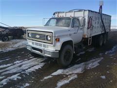 1983 Chevrolet C6500 T/A Grain Truck