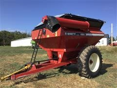Unverferth Brent GC420 Grain Cart