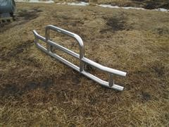 Luverne Stainless Steel Pipe Bumper