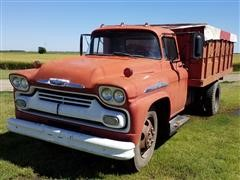 1958 Chevrolet Viking 60 Grain Truck