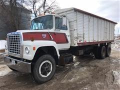 1980 Ford LNT8000 T/A Grain Truck