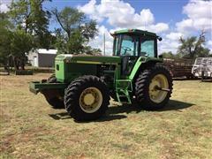 1991 John Deere 4560 MFWD Tractor