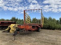 New Holland Small-Bale T/A Stack Wagon