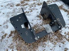 Agri-Products Main Frame Tank Mounts