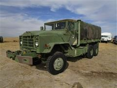 1984 American General M925 6x6 Military Transport Truck