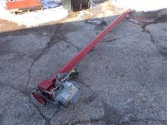11' 2'' Sweep Auger W/1 HP Electric Motor